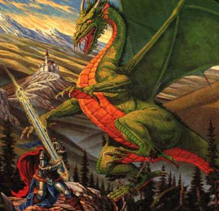 © Larry Elmore - Dungeons & Dragons Expert