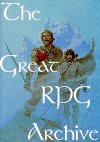 The Great RPG Archive - des milliers de liens!